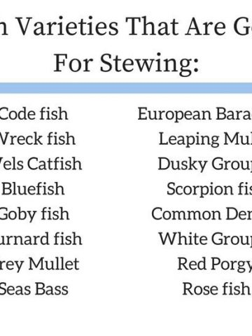 Fish-Varieties-That-Are-Good-For-Stewing
