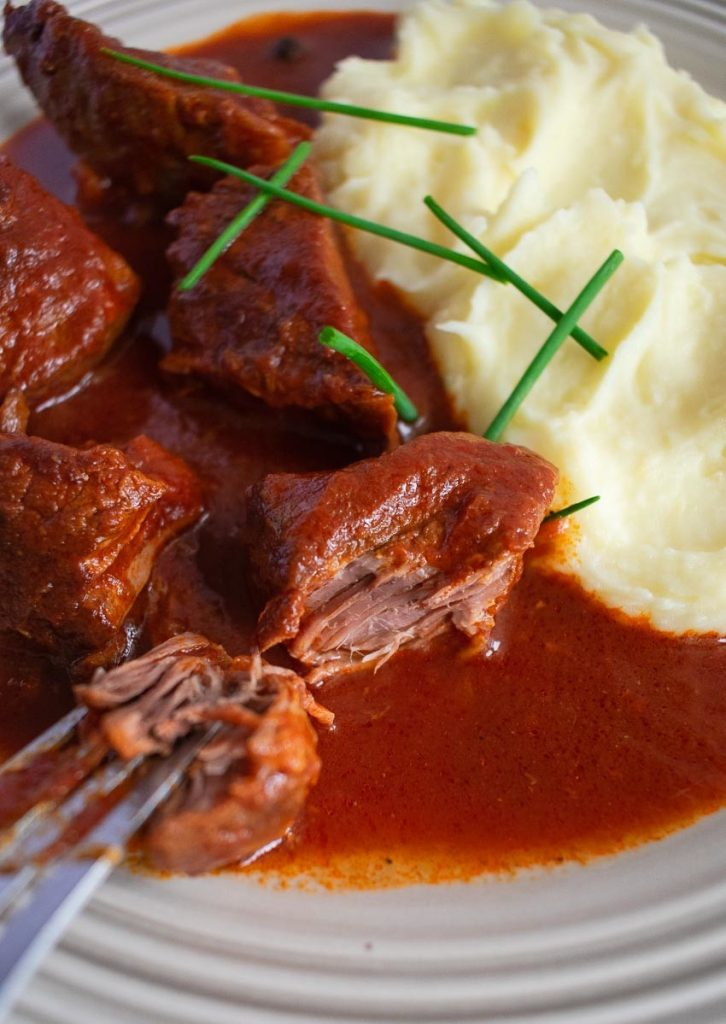 Easy To Make Greek Beef Stew