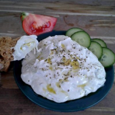 The Real Greek Tzatziki Recipe