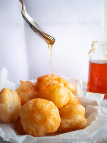 Greek Honey Balls