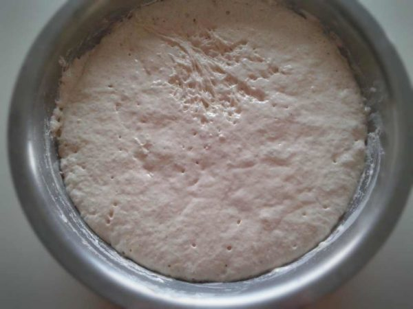 Puff Balls Dough