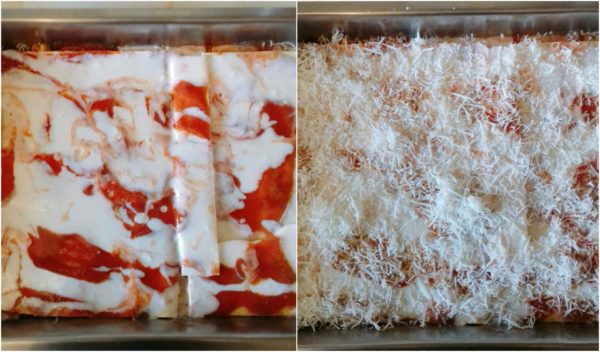 Top Lasagna Layer