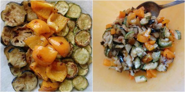 Chopped Greek Vegetables
