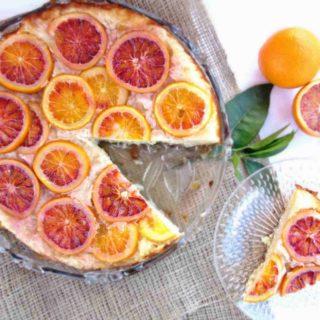 Orange Pie Recipe