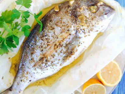 Sea Bream Recipe