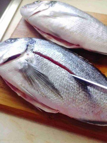 Seasoning Fish