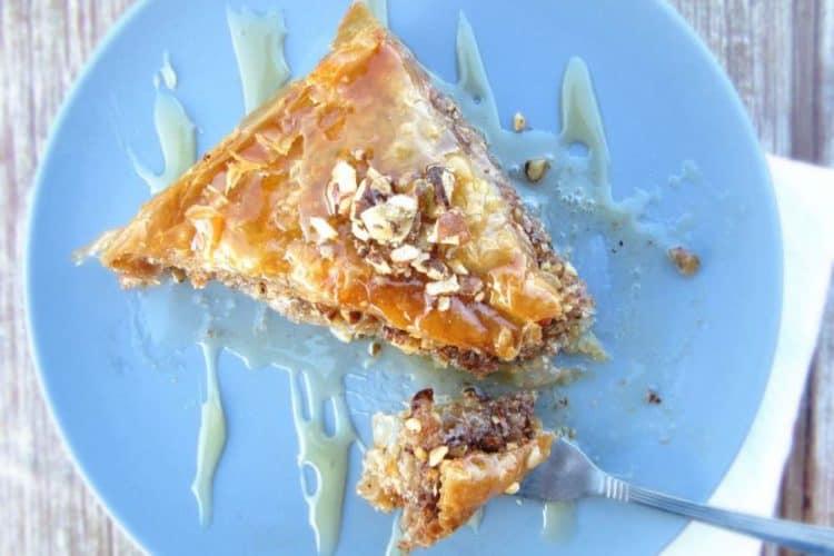 Greek Baklava Recipe With It's No Fail Little Secrets