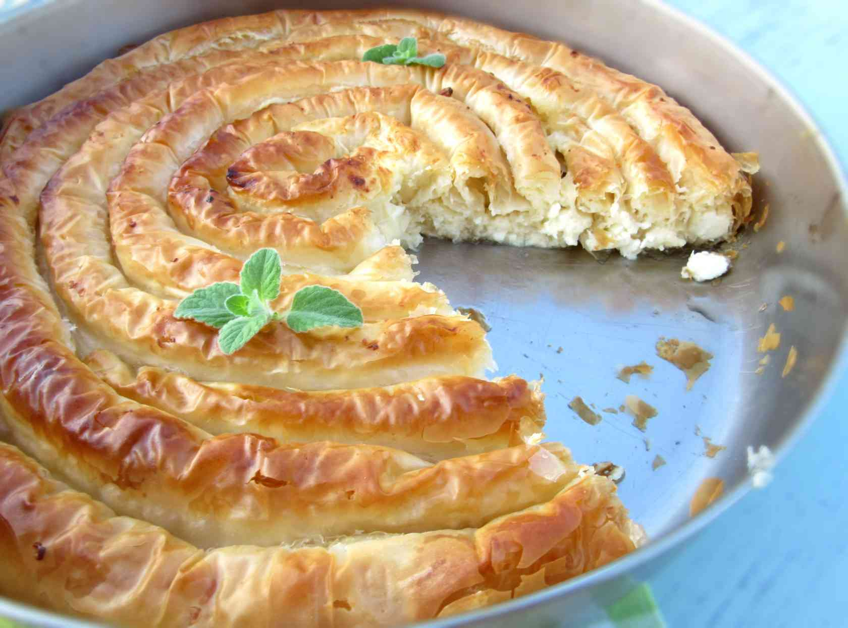 Greek Cheese Pie