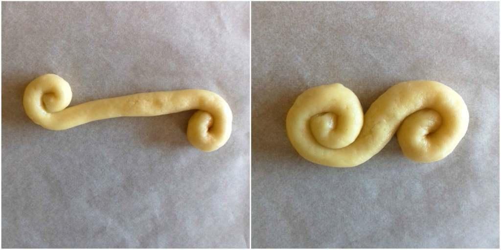 Greek Cookie Shape 4