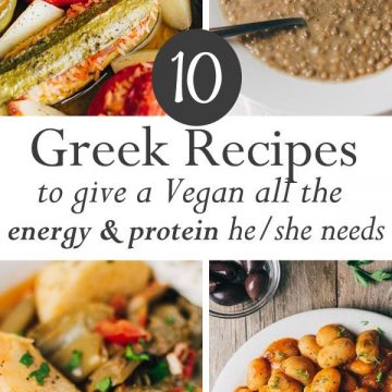 Greek Vegan Recipes