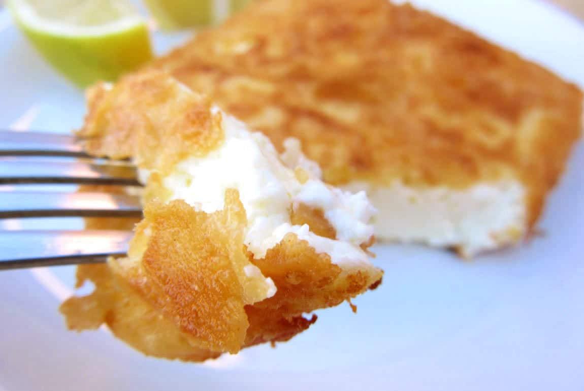 Feta Cheese Saganaki