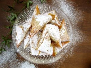 Mini Greek Pumpkin Pies With Phyllo