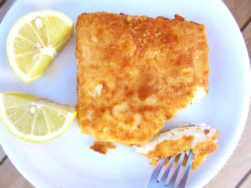 Saganaki Cheese