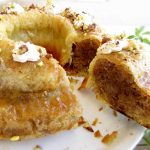 Sponge Cake Baklava Recipe (Greek Style Pudding)