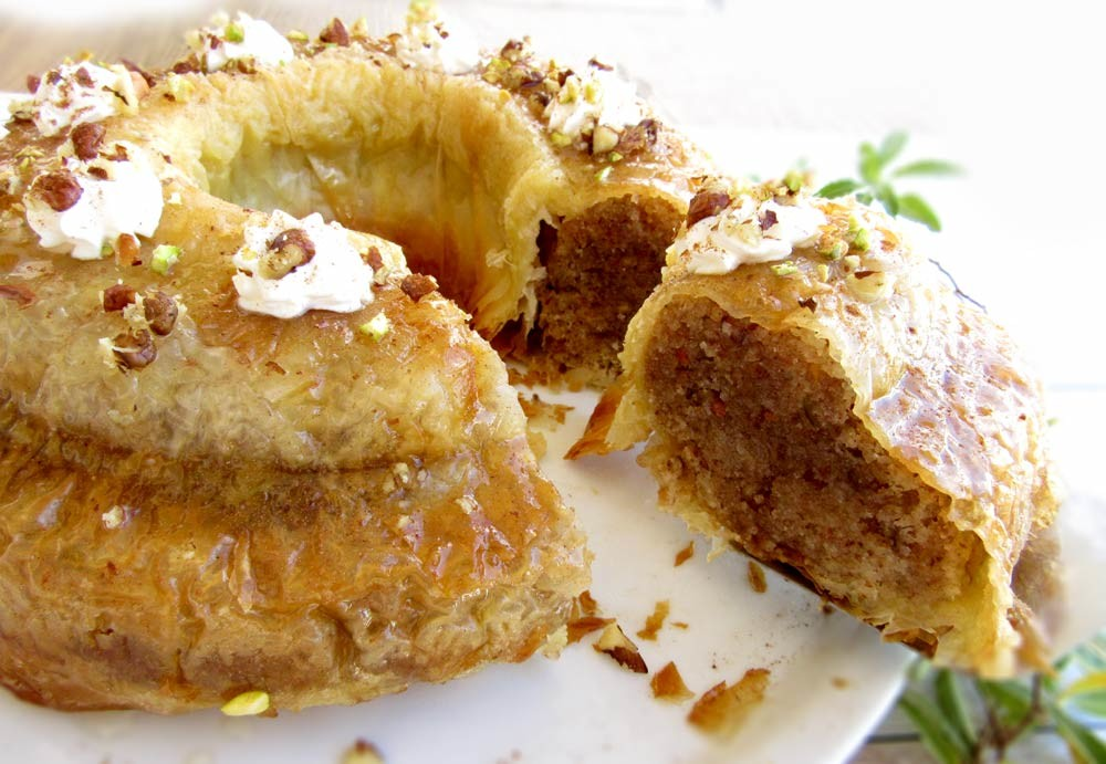 Baklava Recipe Greek Sponge Cake