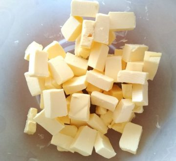 Butter In Squares