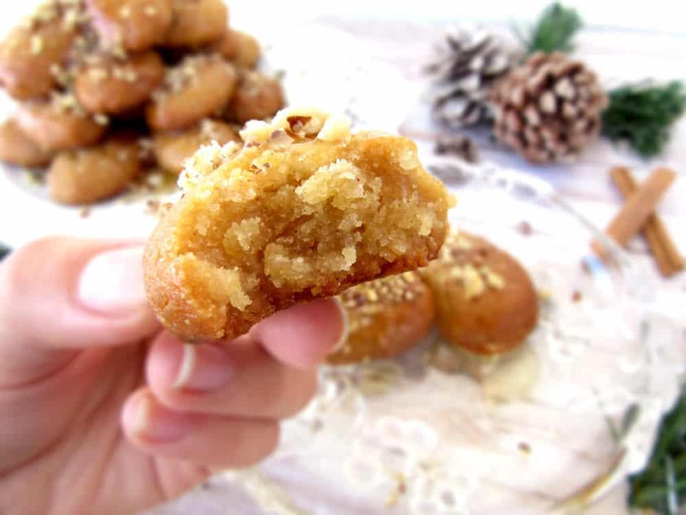 Greek Honey Cookie