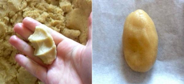 Honey Cookie Dough