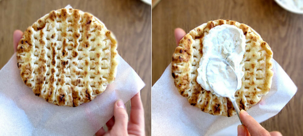 How To Make Greek Pita Gyro
