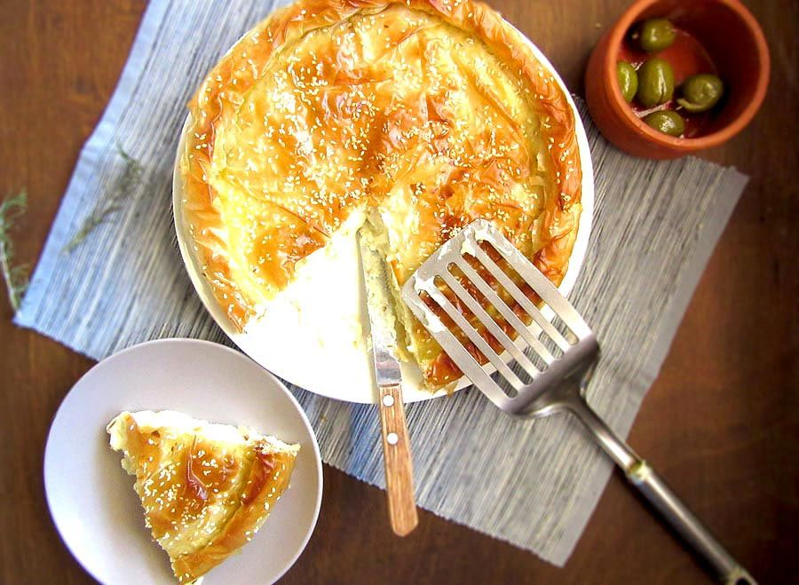 Cheese Pie Recipe