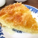 Syrupy Custard Pie Recipe (Galaktoboureko)