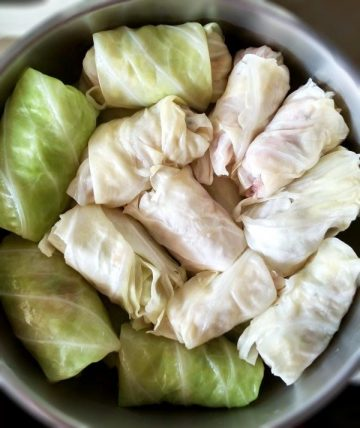 Rolled Cabbages