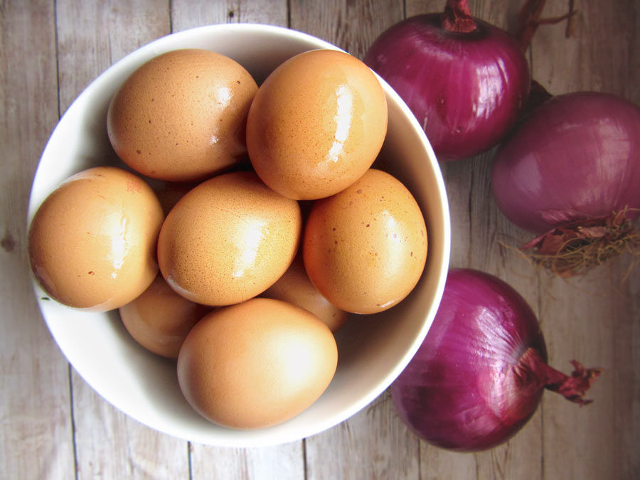 Eggs For Dyeing