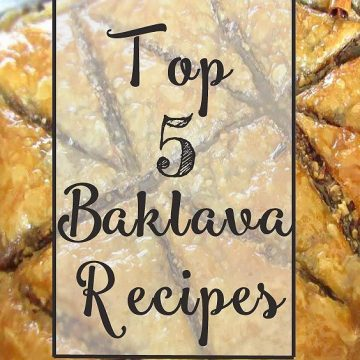 top-5-baklava-recipes
