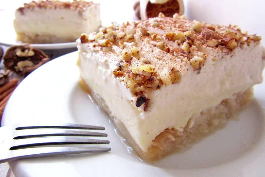 Ekmek Dessert