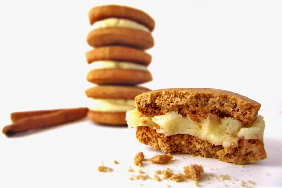 Sugar-free Cookies With Cinnamon