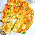 Greek Zucchini Pie (Kolokithopita)