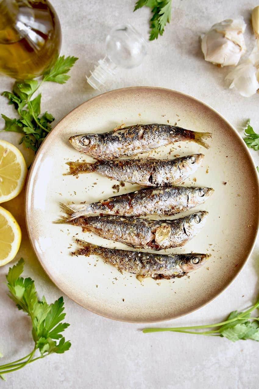 Sardine Recipe