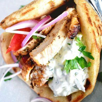 Chicken-Gyro-Recipe
