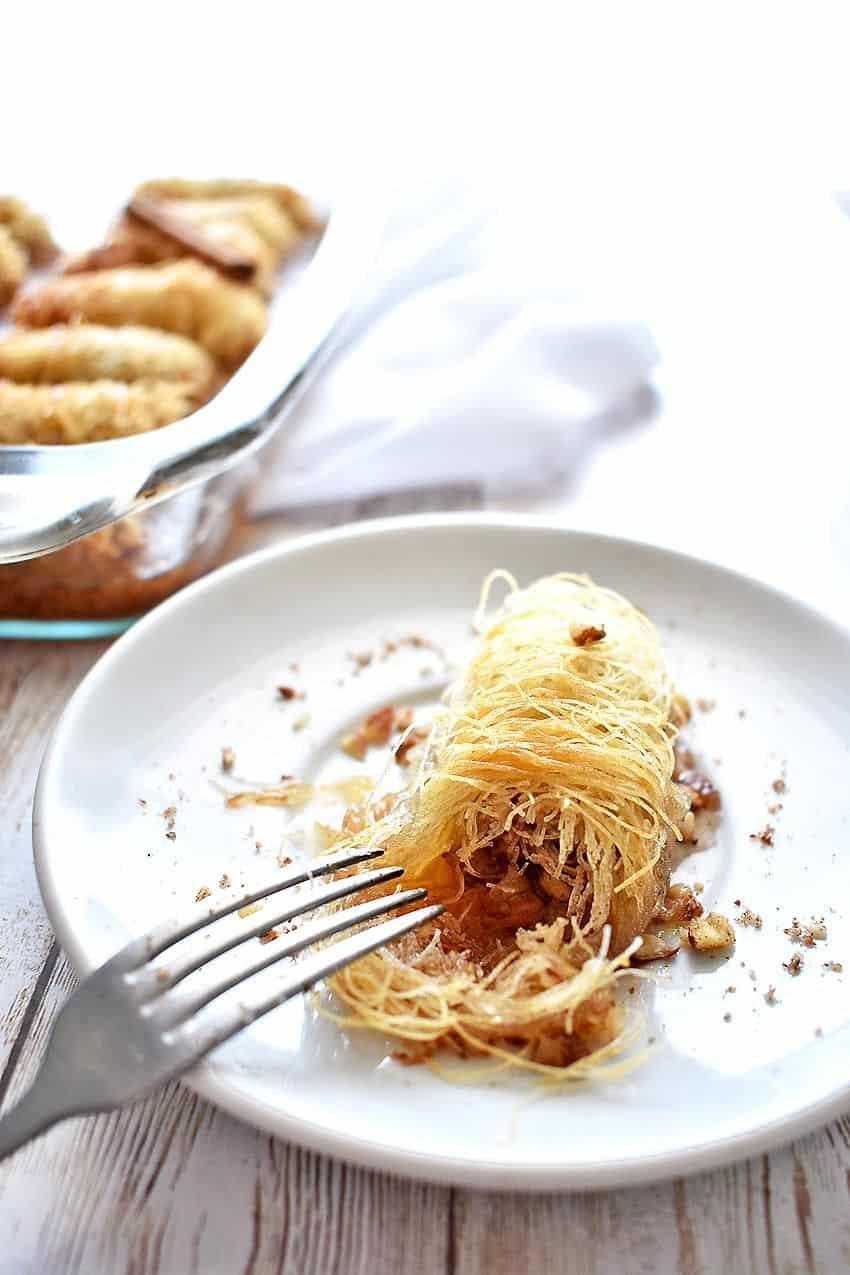 Mini Kataifi Pastry
