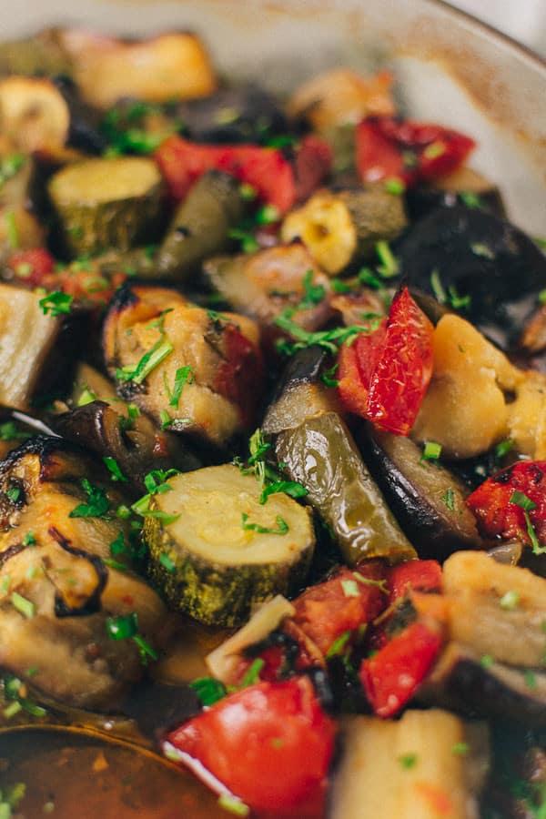 Traditional Greek Vegetables