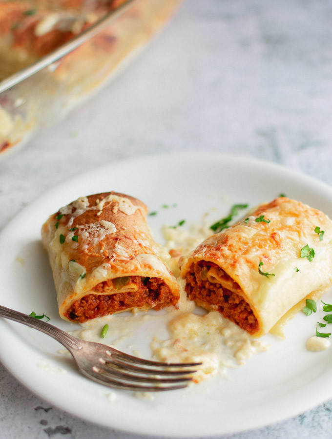 Cannelloni From Scratch