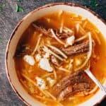 Goat-Soup