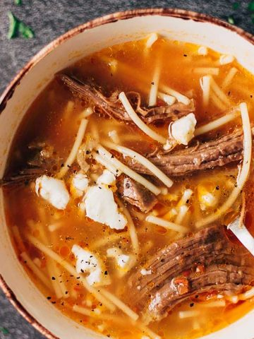 Greek-Goat-Soup-Recipe
