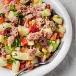 Potato-Tuna Salad
