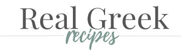 Real Greek Recipes logo