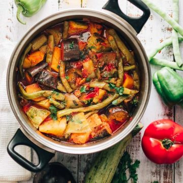 Greek Vegetable Stew