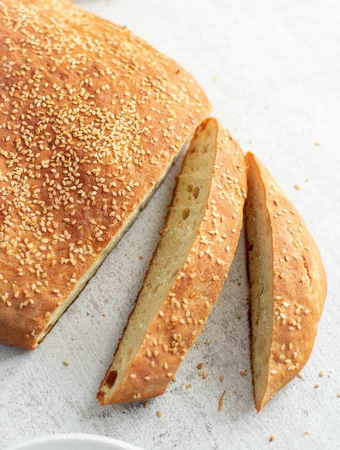 Lagana Bread