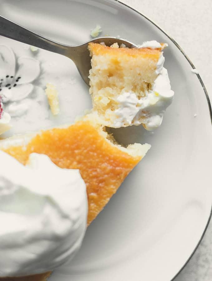 Yogurt Lemon Cake
