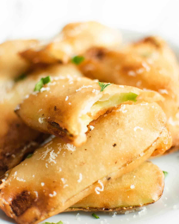 Batter Fried Zucchini