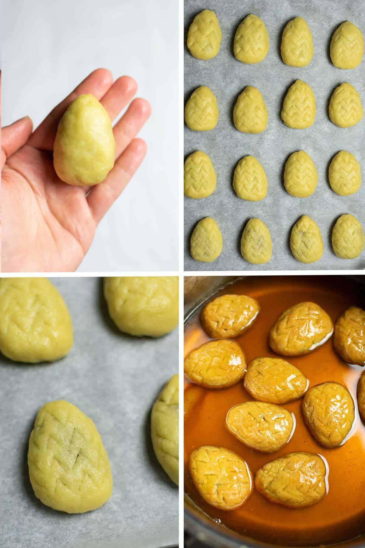 How To Make Isli Cookies
