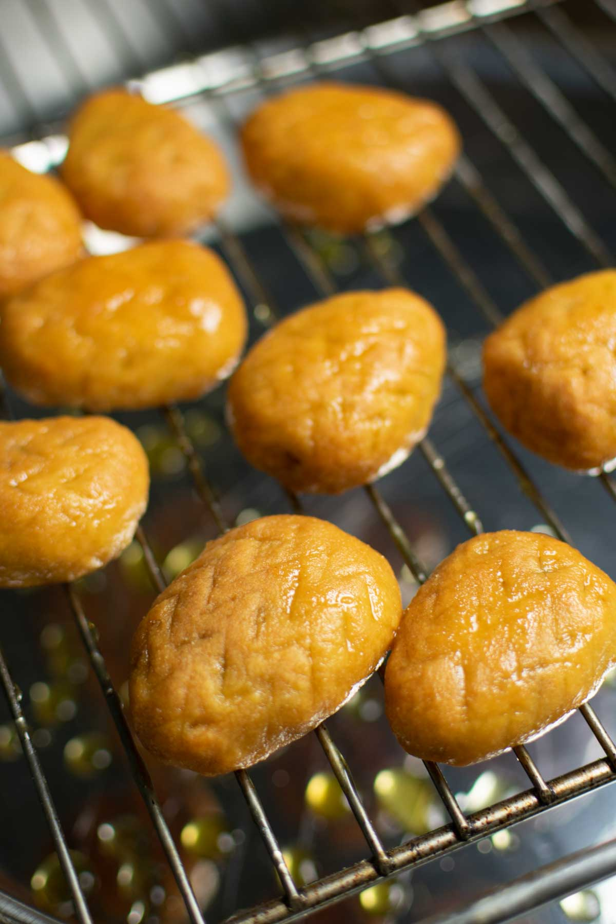 Stuffed Semolina Cookies
