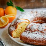 Yogurt Orange Cake