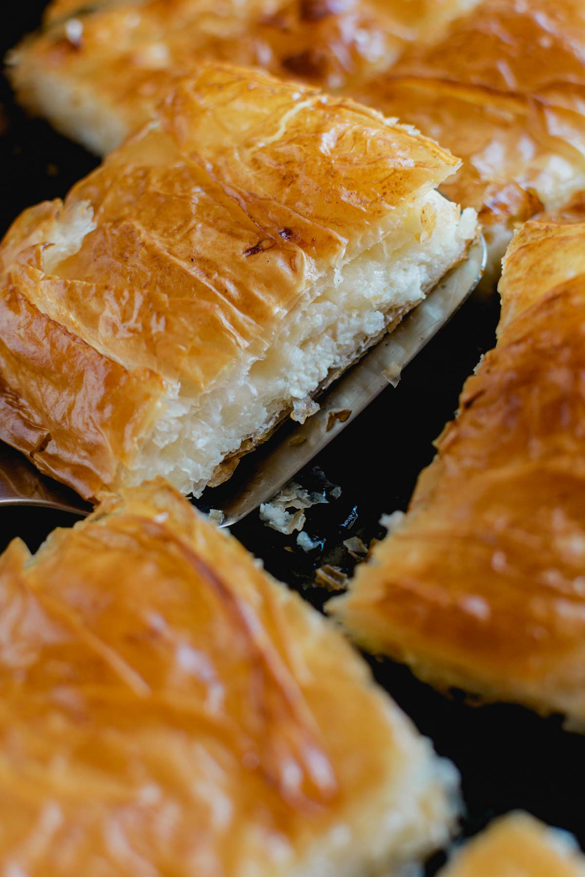 Cheese Pie With Feta And Phyllo