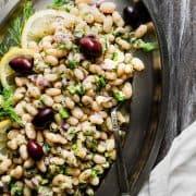 Greek-White-Bean-Salad-Recipe