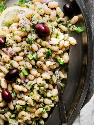 Greek-White-Bean-Salad-Recipe